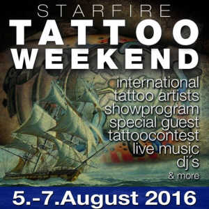 2016 Starfire Tattoo Weekend Emden