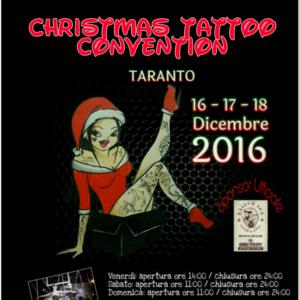 2016 Christmas Tattoo Convention Taranto