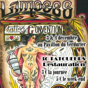 2016 Limoges Tattoo Convention