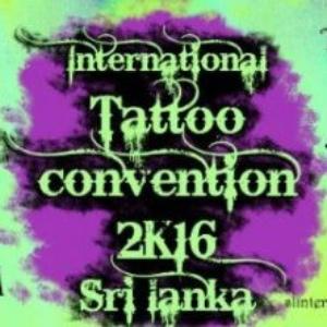 2016 Sri Lanka International Tattoo Convention