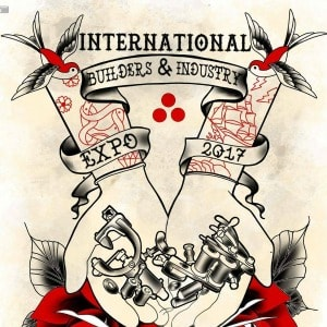 Builders Tattoo Industry Expo 2017
