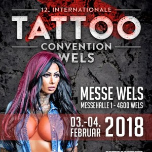 2018 Tattoo Convention Wels