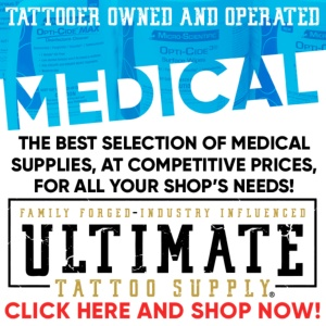 Ultimate Tattoo Supply 2019