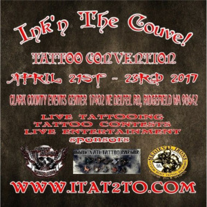 2017 Ink'n The Couve tattoo convention