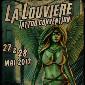 2017 La Louvière Tattoo Convention