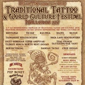 2017 Traditional Tattoo & World Culture Festival