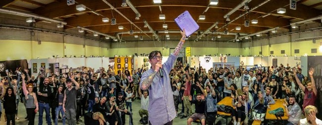 Mantova Tattoo Convention 9 November 2018