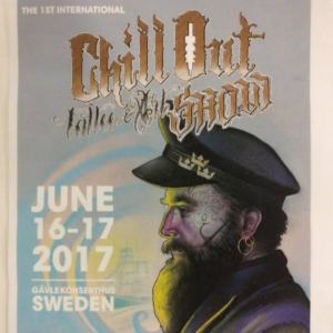 2017 ChillOut Tattoo & Art Show