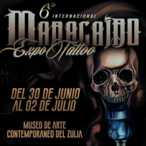 2017 International Maracaibo Expo Tattoo