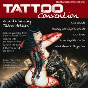 2017 Northampton International Tattoo Convention