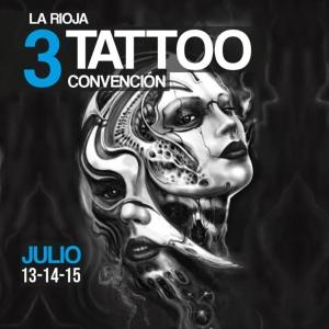 3ra La Rioja Tattoo Convention 2018