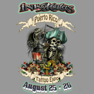 2017 Ink Masters Tattoo Show Puerto Rico