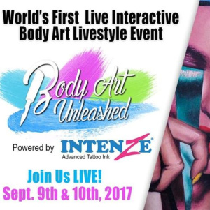 2017 Body Art Unleashed tattoo convention