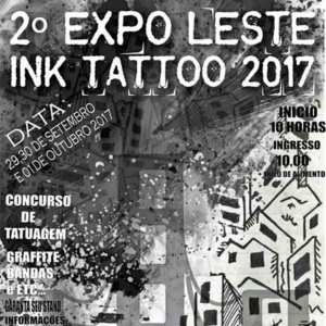 2017 Expo Leste Ink Tattoo