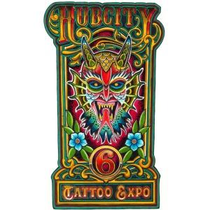2018 Hub City Tattoo Expo