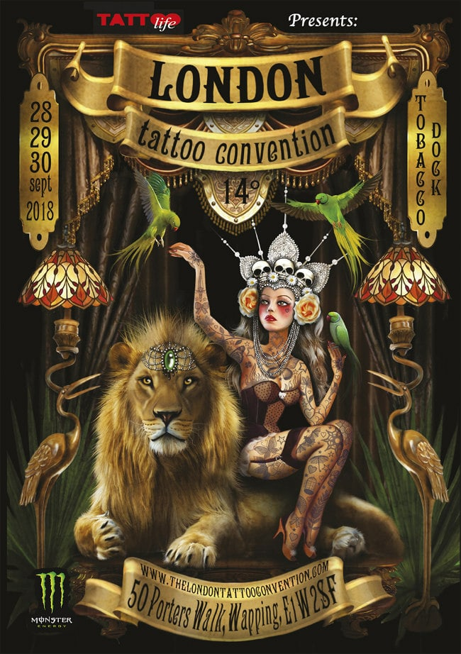 dc2fcbe07 World Tattoo Events • Find the World Best Tattoo Conventions & Festivals