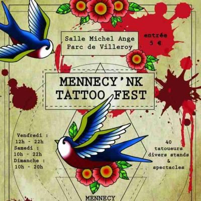 2018 Mennecy'nk Tattoo Fest