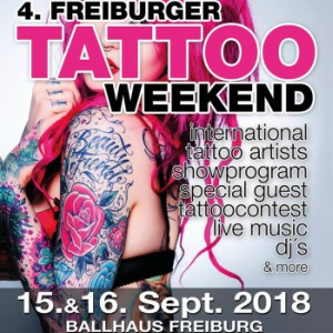 Freiburger Tattoo Weekend 2018