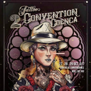 2017 2nd Cuenca Tattoo Convention