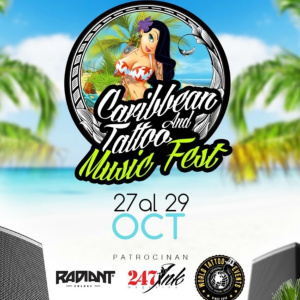 2017 Caribbean Tattoo and Music Fest