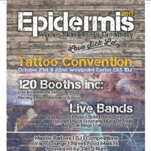 2017 Epidermis – Where Skin Meets Creativity