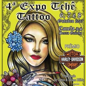2017 Expo Tchê Tattoo