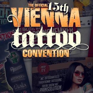 2018 Tattoo Convention Vienna