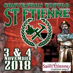 Tattoo Convention Saint-etienne 2018