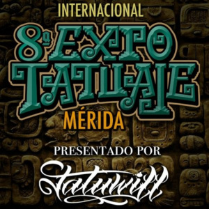 2018 International Tattoo Expo Merida