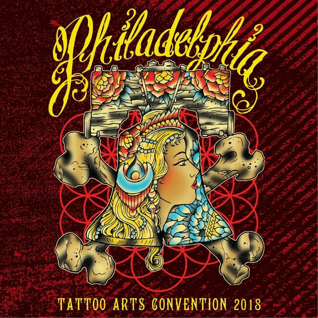 20th Philadelphia Tattoo Arts Convention February 2018