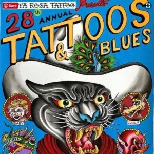 2019 Santa Rosa Tattoo Blues