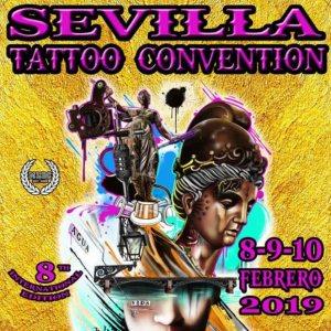 2019 Sevilla Tattoo Convention