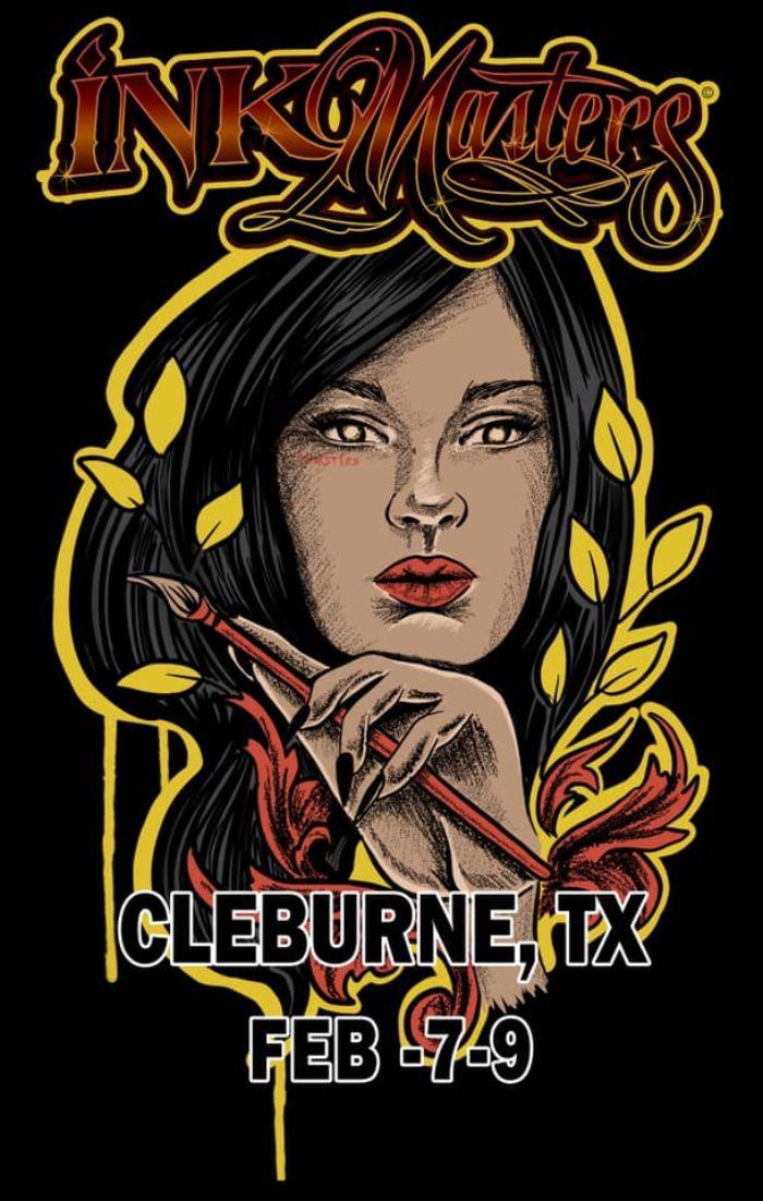 Cleburne tattoo show 2020