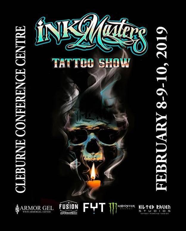 INk master tattoo show cleburne 2019
