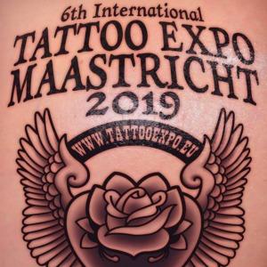 Maastricht Tattoo Expo 2019
