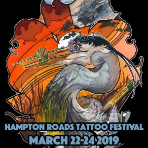 Hampton Roads Tattoo Arts Festival 2019