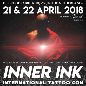 Inner Ink Tattoo Convention April 2018