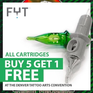 FYT Tattoo Supplies Denver 2019