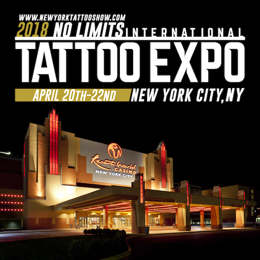 New York Tattoo Convention 2018