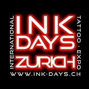Zurich Ink Days tattoo convention 2019