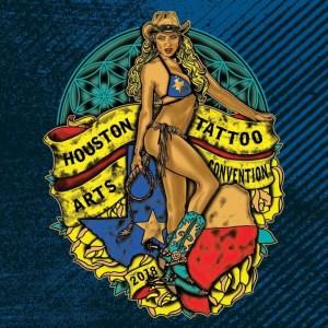 2018 1st Houston Tattoo Arts Convention