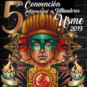 2019 5ta Convención Internacional de Tatuadores Usme