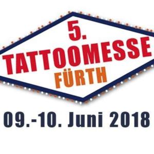 2018 5. Tattoo Messe Furth