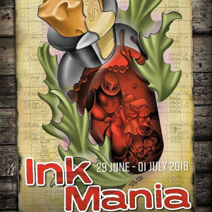 2018 Ink Mania 2.0 The Sequel