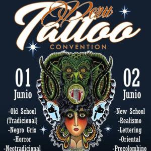2018 Peru Tattoo Convention