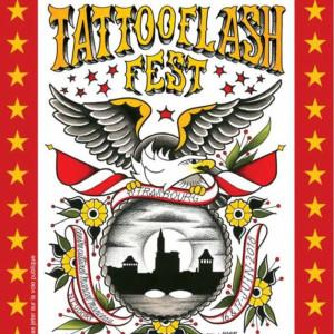 2018 Tattoo Flash Fest