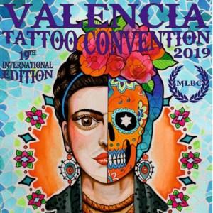 2019 Valencia Tattoo Convention