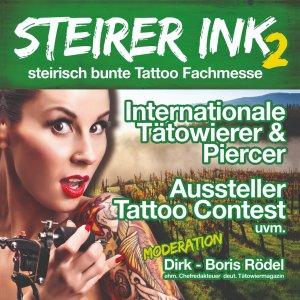 2019 Steirer INK International tattoo convention