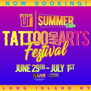 Summer Ink Tattoo Convention 2018