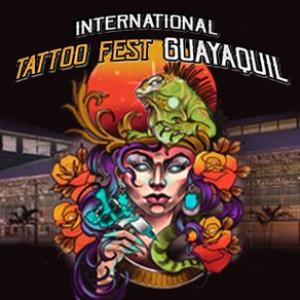 2019 Tattoo Fest Guayaquil